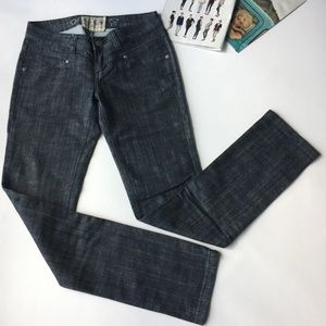 AMERICAN RAG straight skinny jeans